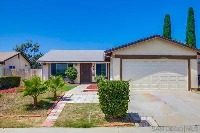 San Diego Single Family Home For Sale: 10946 Avenida Del Gato