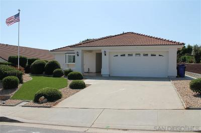 San Diego CA Single Family Home For Sale: $659,900