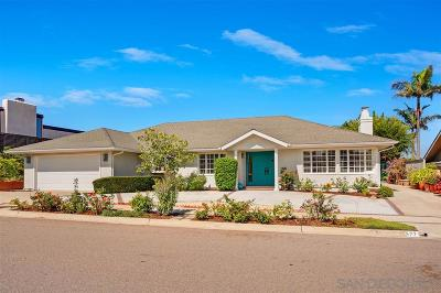 San Diego County Single Family Home For Sale: 5771 Rutgers Road