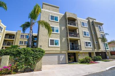 San Diego County Attached For Sale: 836 W Pennsylvania Ave #209