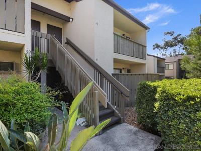 Scripps Ranch Attached For Sale: 9829 Caminito Marlock #42