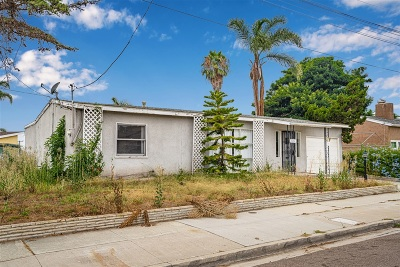 Bay Park, Bay Park/Bay Ho, Bay Park/Western Hills Single Family Home For Sale: 3204 Cheyenne Ave