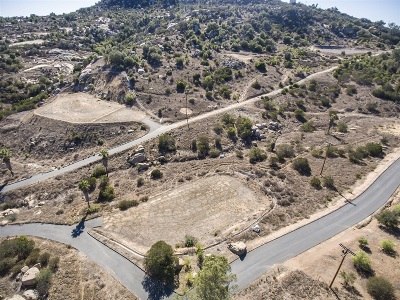 Escondido Residential Lots & Land For Sale: 16358 Highland Mesa Drive 3 #3