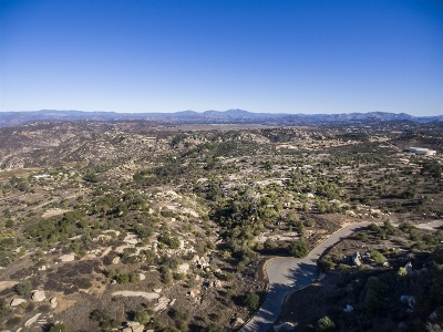 Escondido Residential Lots & Land For Sale: Highland Mesa Drive 7 #7