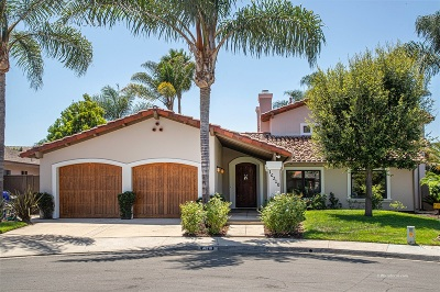 San Diego County Single Family Home For Sale: 16210 Via Pacifica
