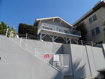 San Diego Single Family Home For Sale: 1133 20th Street