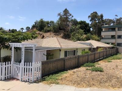 Mission Hills Multi Family 2-4 For Sale: 3628-3630 Reynard Way