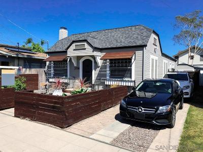 Mission Hills Single Family Home For Sale: 4067 Lark St