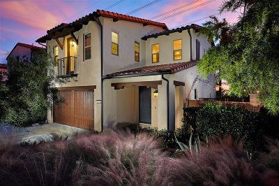 Vista Del Mar, Nob Hill Single Family Home For Sale: 1509 White Sage Way