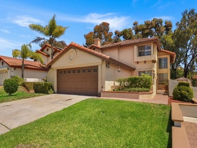 Rancho Del Rey Single Family Home Back On Market: 1087 Red Maple Dr