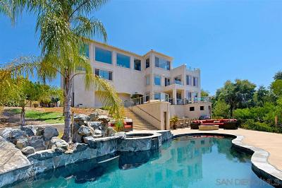 Carlsbad Single Family Home For Sale: 7302 El Fuerte St