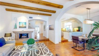 La Jolla Townhouse For Sale: 7735 Ivanhoe