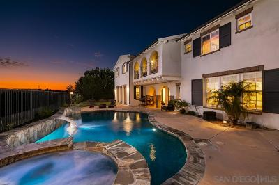 San Diego Single Family Home For Sale: 7713 Briza Placida