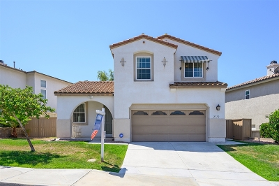 Eastlake Single Family Home For Sale: 2772 Red Rock Canyon Rd