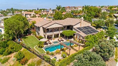 Carlsbad Single Family Home For Sale: 6921 Sitio Cordero