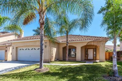 Oceanside Single Family Home For Sale: 3905 Baja Vista Dr