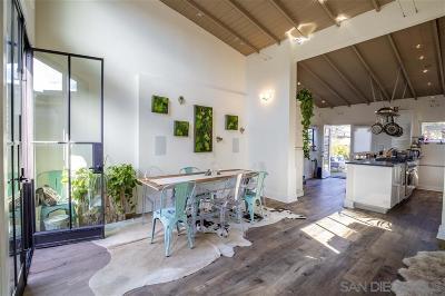 Single Family Home For Sale: 4767 Pescadero Ave