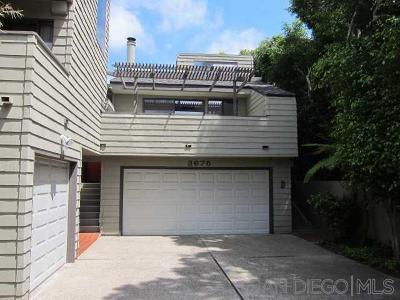 Hillcrest Rental For Rent: 3675 7th Avenue #D