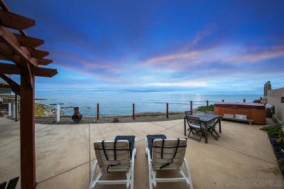 Single Family Home For Sale: 1466-74 Pescadero