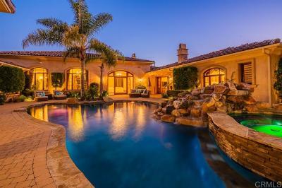 Single Family Home For Sale: 14050 Rancho Vista Bend