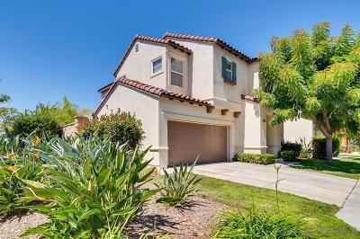 Single Family Home For Sale: 13286 Nolina Way