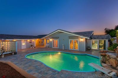 Single Family Home For Sale: 4260 Eastridge Dr