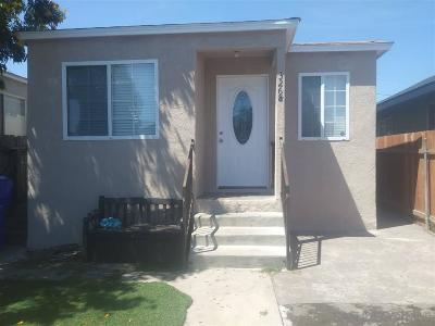 San Diego Multi Family 2-4 For Sale: 3268-70 J St