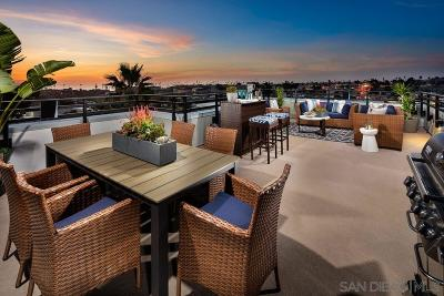 Vista Del Mar, Nob Hill Townhouse For Sale: 1573 Vista Del Mar Way #8