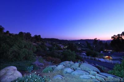 Poway Single Family Home For Sale: 14957 Orchard View Drive