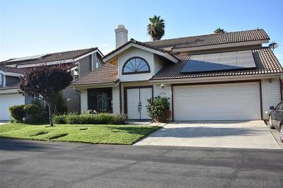 Escondido Single Family Home For Sale: 10358 Oak Ranch Lane
