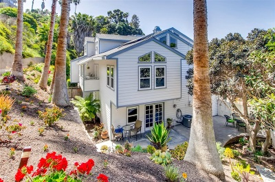 Solana Beach Single Family Home For Sale: 958 Valley Ave