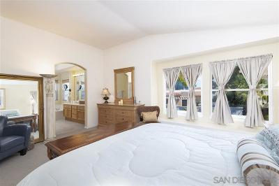 Escondido Single Family Home For Sale: 2465 Bear Rock Gln
