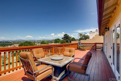 Carlsbad Single Family Home For Sale: 2718 Socorro Ln