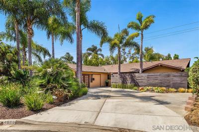 Single Family Home For Sale: 1606 Debann Rd