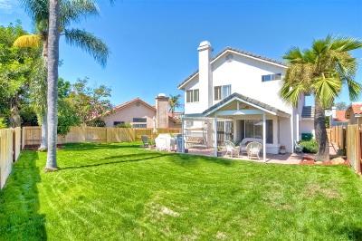 Oceanside Single Family Home For Sale: 5347 Raspberry Way