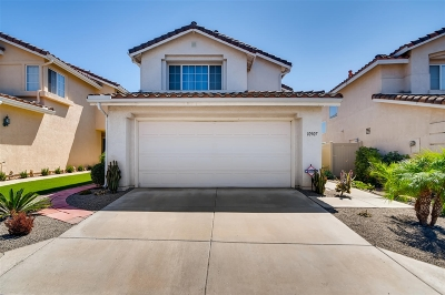 Scripps Ranch Single Family Home For Sale: 10907 Caminito Alto