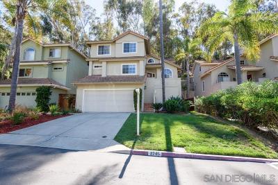 Carlsbad Single Family Home For Sale: 2745 Monroe St