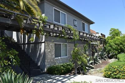 San Diego Multi Family 5+ For Sale: 4158-4164 1/2 32nd