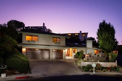 Carlsbad Single Family Home For Sale: 7615 La Coruna Place