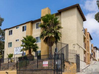 San Diego Multi Family 5+ For Sale: 4388 Delta Street