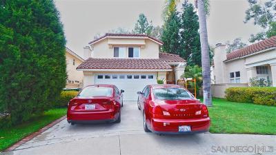 Vista Single Family Home For Sale: 1505 Promontory Ridge Way