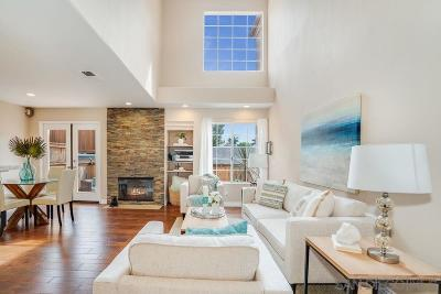 Pacific Beach, Pacific Beach Sail Bay, Pacific Beach, North Pacific Beach, Pacific Beach/Crown Point Townhouse For Sale: 854 Agate Street