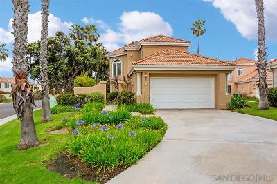 Coronado Single Family Home For Sale: 12 Mardi Gras