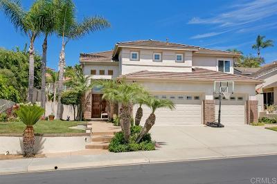 Carlsbad Single Family Home For Sale: Vista Mariana