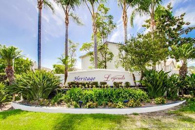 Vista Single Family Home For Sale: 2079 Bravado St