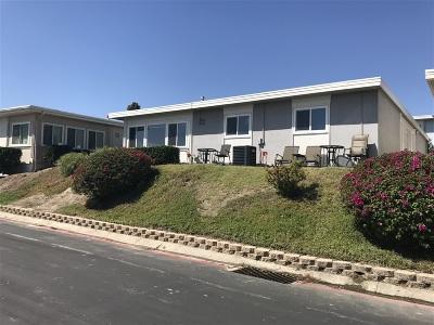 Single Family Home For Sale: 3747 Vista Campana S #99