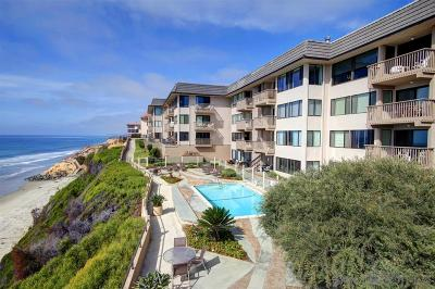 Solana Beach Townhouse For Sale: 864 S Sierra Ave.