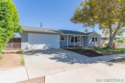 Single Family Home For Sale: 581 Trenton St