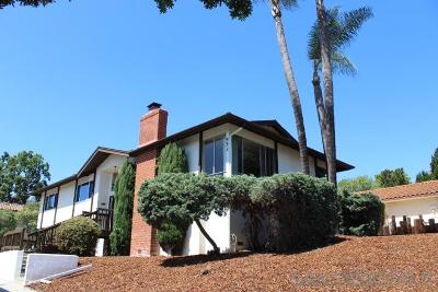 Vista Single Family Home For Sale: 931 Alta Vista Ter