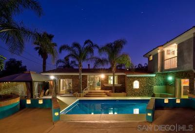 Valley Center Single Family Home For Sale: 15785 Villa Sierra Rd